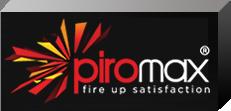 Logo Piromax Pools Vuurwerk