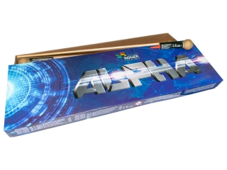 Alpha 2 Inch Shell Rockets