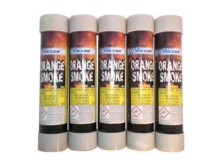 Rookbom Oranje Vulcan