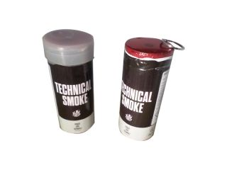 Technische Rook Zwart