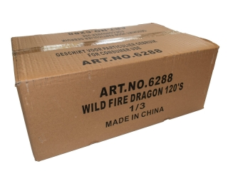 Wild Fire Dragon